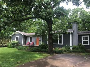 Property for sale at 1530 W Hotz Drive, Fayetteville,  Arkansas 72701