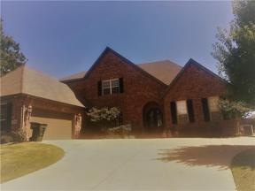 Property for sale at 3134 Bellagio  DR, Fayetteville,  Arkansas 72703