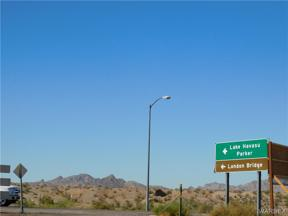 Property for sale at 0 End Of 95 I-40, Lake Havasu,  Arizona 86404
