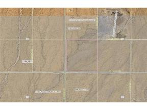 Property for sale at 37 Acres Aztec, Golden Valley,  Arizona 86413