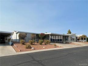 Property for sale at 2350 ADOBE RD NO 114, Bullhead,  Arizona 86442