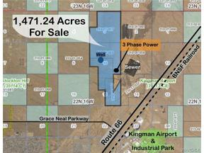 Property for sale at 0 E. Calle Allende, Kingman,  Arizona 86401