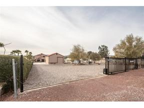 Property for sale at 1254 E Dike Road, Mohave Valley,  Arizona 86440