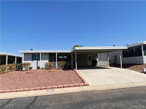 Property for sale at 2350 Adobe Road No 41, Bullhead,  Arizona 86442