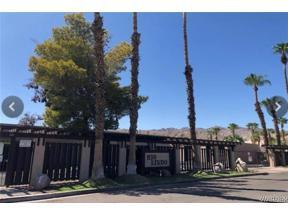 Property for sale at 201 Riverfront Drive 5, Bullhead,  Arizona 86442