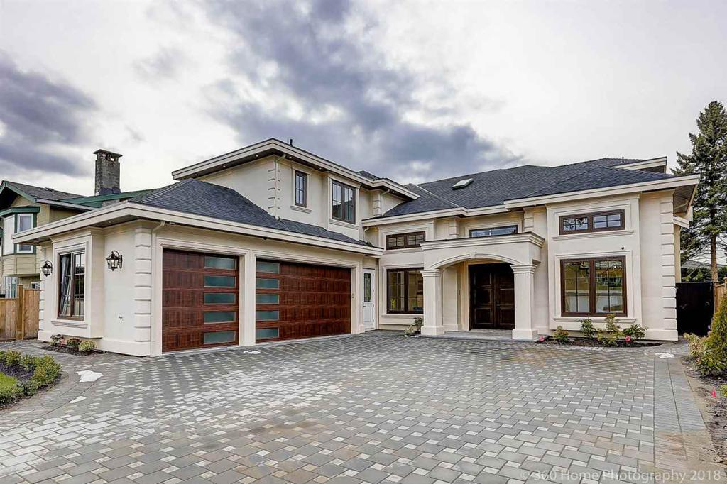 Photo of home for sale at 6371 RIVERDALE, Richmond BC