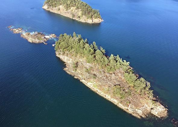 Photo of home for sale at SECOND SISTER ISLAND, Salt Spring Island BC