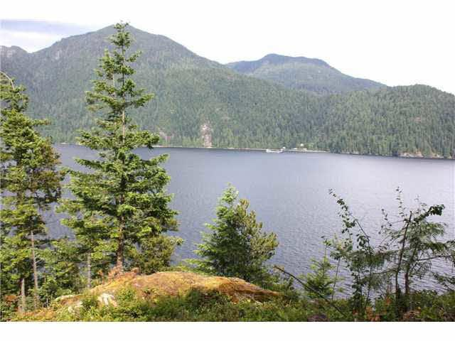 Photo of home for sale at Lot 8 WITHERBY POINT, Gibsons BC