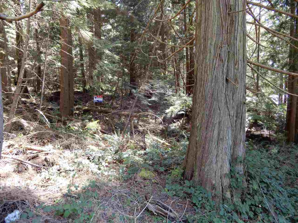 Photo of home for sale at LOT 2 FORIN, Keats Island BC