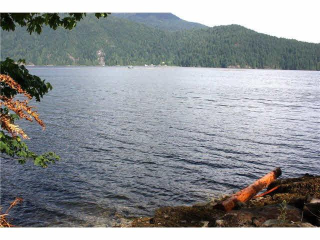 Photo of home for sale at Lot 7 WITHERBY POINT, Gibsons BC