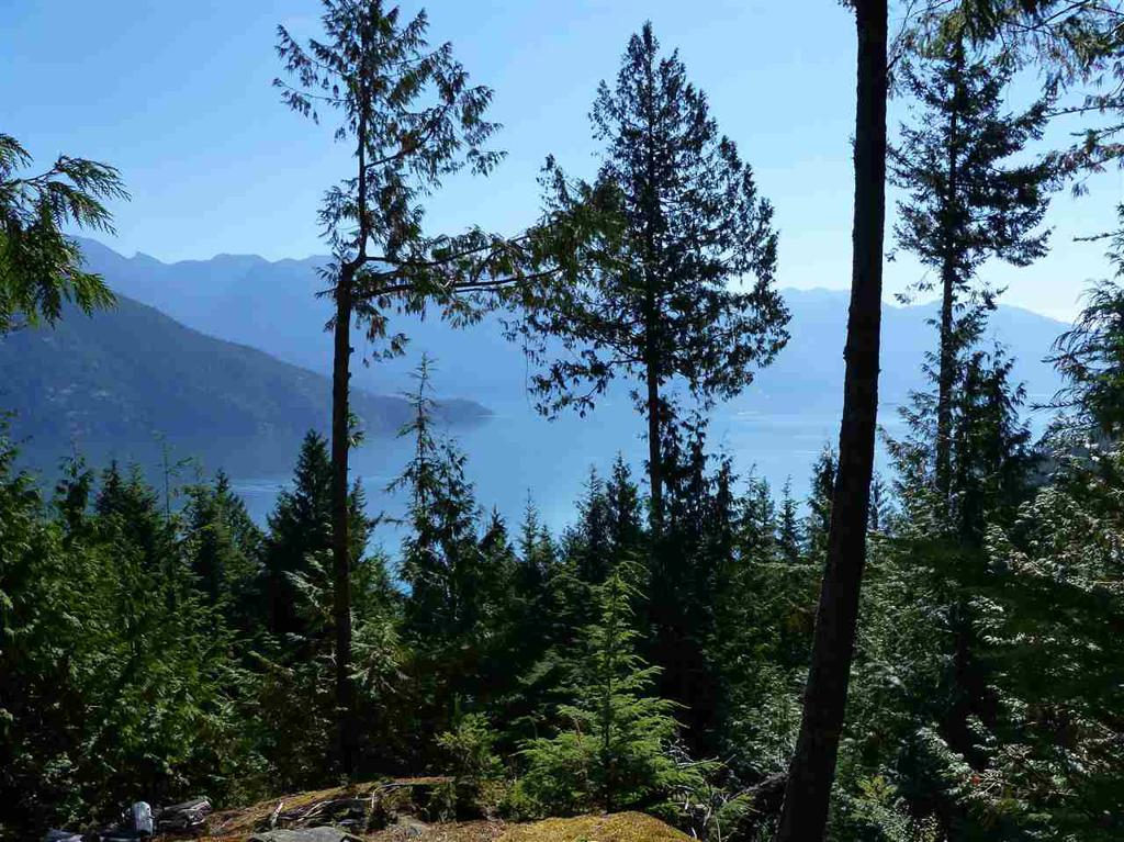 Photo of home for sale at Lot 42 DOUGLAS BAY, Gambier Island BC