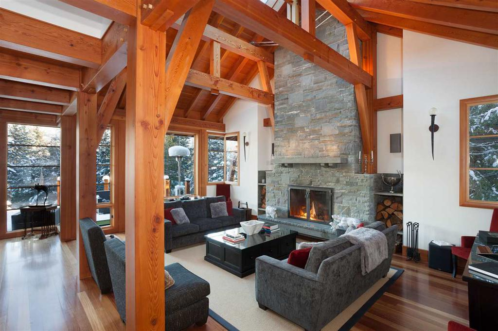 Photo of home for sale at 8468 MATTERHORN, Whistler BC