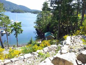 Property for sale at 4622 SINCLAIR BAY Road # LOT 15, Garden Bay,  British Columbia V0N 1S0