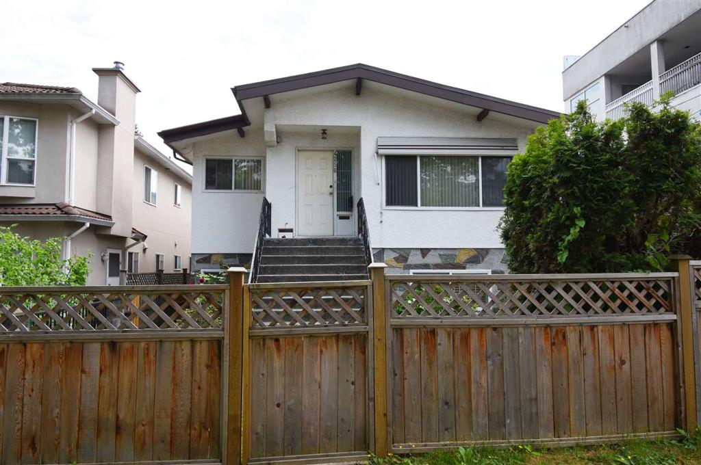 Photo of home for sale at 4256 MILLER, Vancouver BC