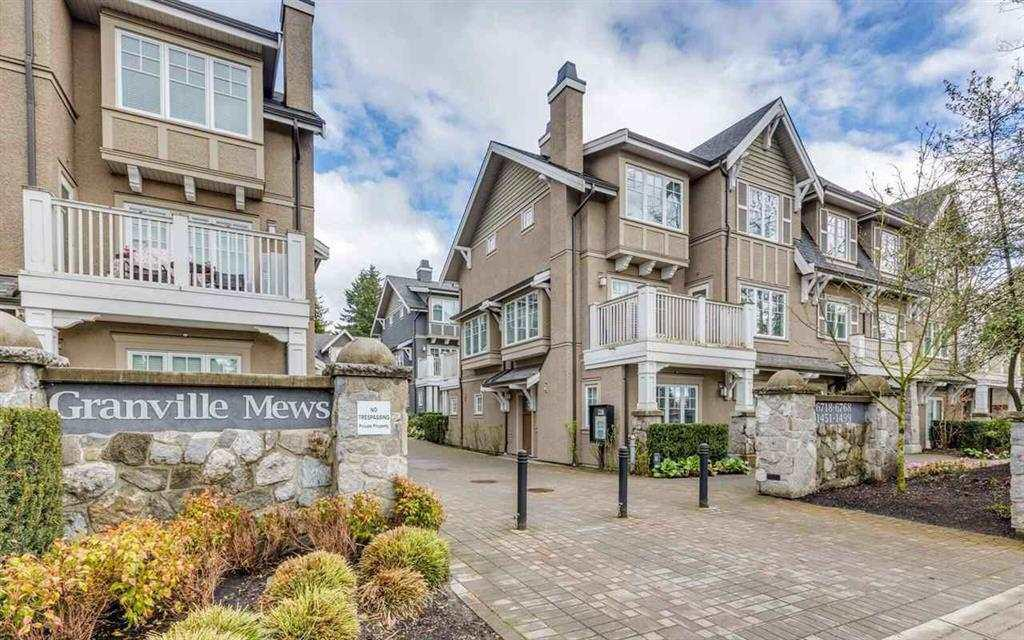 Photo of home for sale at 1491 TILNEY, Vancouver BC