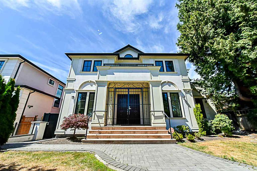 Photo of home for sale at 6835 LAUREL, Vancouver BC