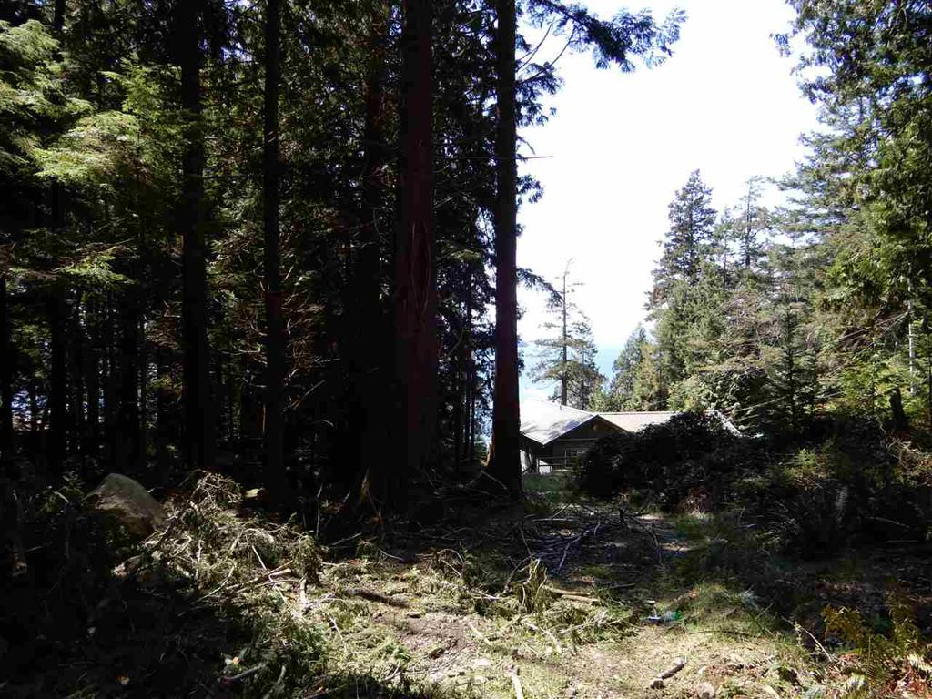 Photo of home for sale at LOT 3 FORIN, Keats Island BC