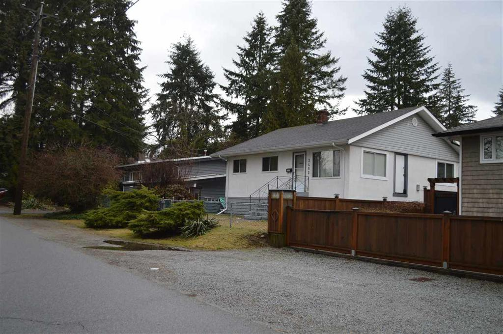 Photo of home for sale at 3452 LANCASTER, Port Coquitlam BC