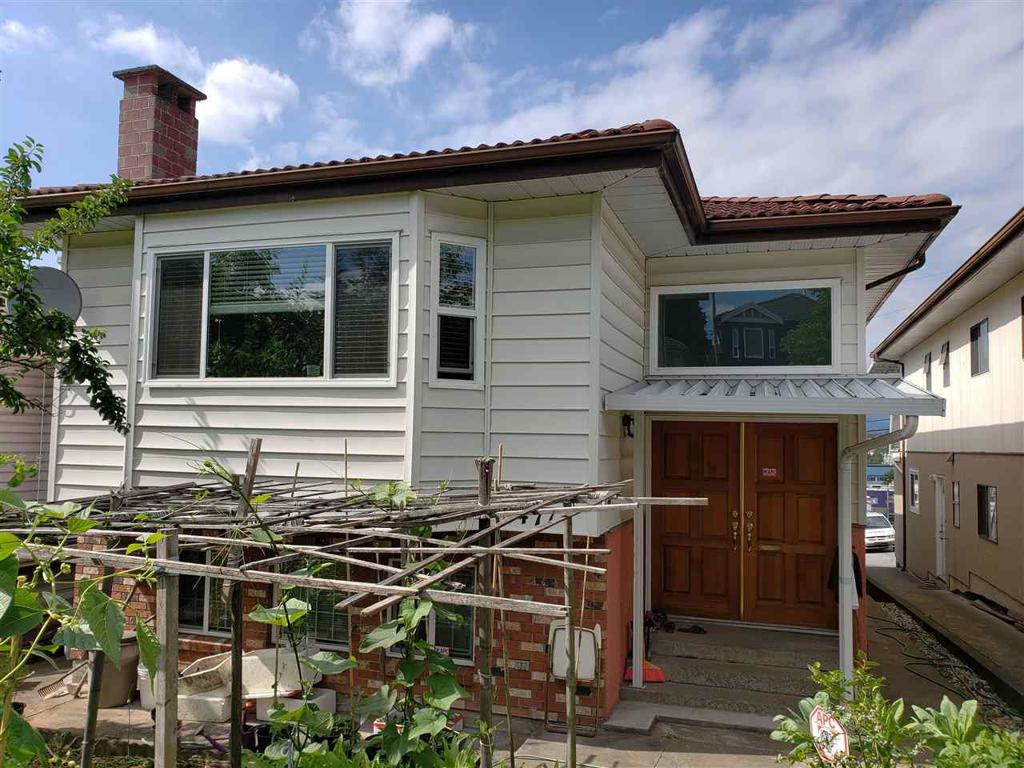 Photo of home for sale at 3471 GRANDVIEW, Vancouver BC