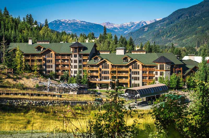 Photo of home for sale at 2202 GONDOLA, Whistler BC