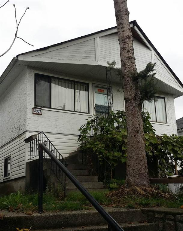 Photo of home for sale at 3325 BROADWAY E, Vancouver BC