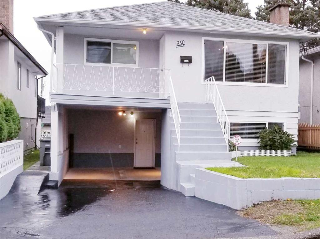 Photo of home for sale at 350 61ST E, Vancouver BC