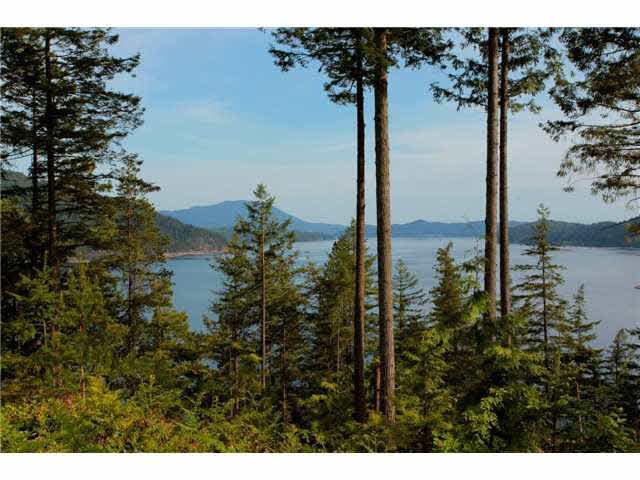 Photo of home for sale at Lot 11 WITHERBY POINT, Gibsons BC