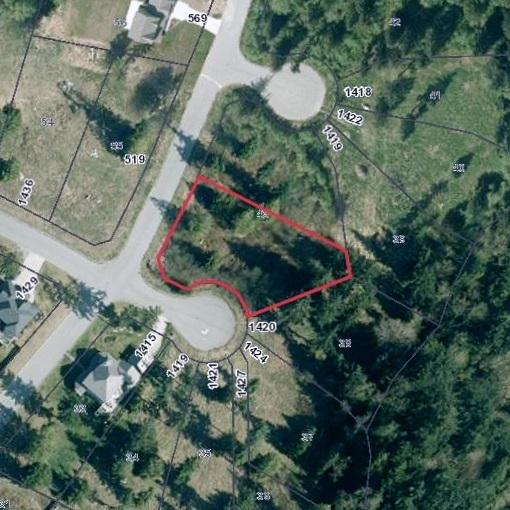 Photo of home for sale at LOT 60 SUNDANCE, Gibsons BC
