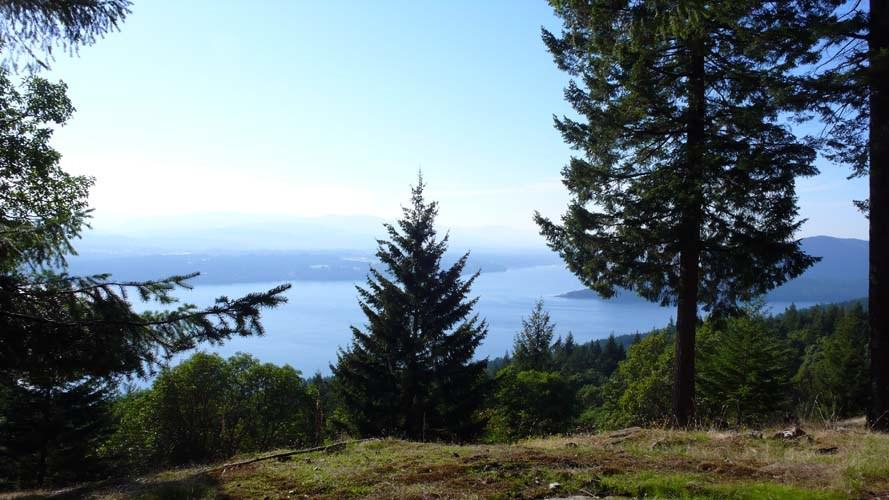 Photo of home for sale at LOT 1 MUSGRAVE, Salt Spring Island BC