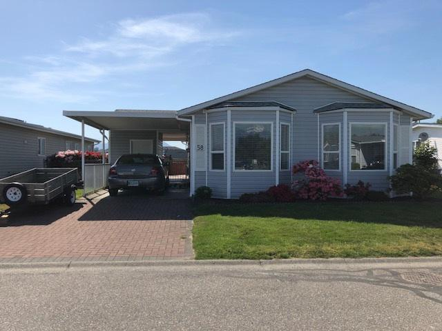 Photo of home for sale at 45918 KNIGHT, Sardis BC
