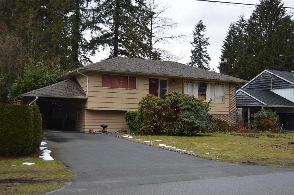 Photo of home for sale at 3435 RALEIGH, Port Coquitlam BC