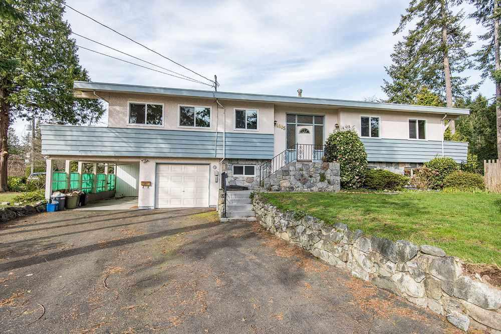 Photo of home for sale at 4805 2, Delta BC