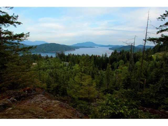 Photo of home for sale at Lot 21 WITHERBY POINT, Gibsons BC