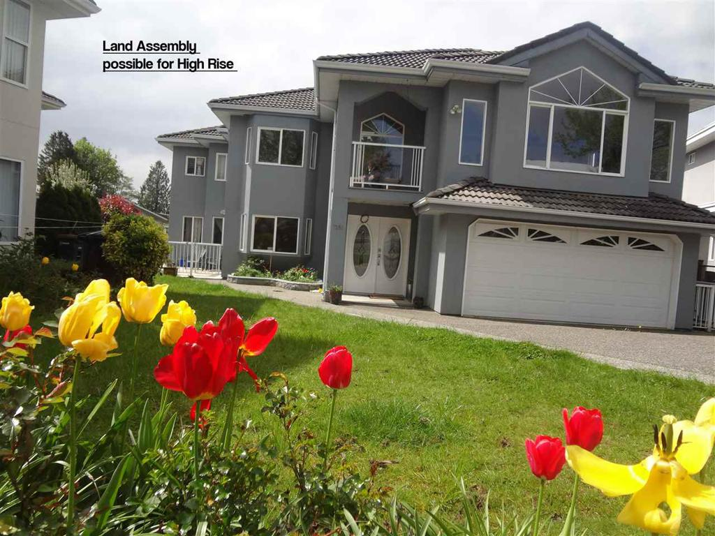 Photo of home for sale at 7280 15TH, Burnaby BC