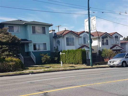 Photo of home for sale at 4631 FRASER, Vancouver BC