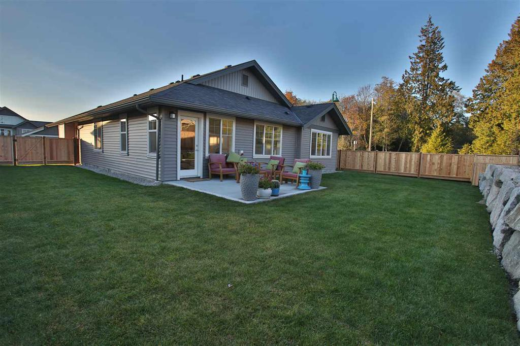 Photo of home for sale at 5688 PARTRIDGE, Sechelt BC