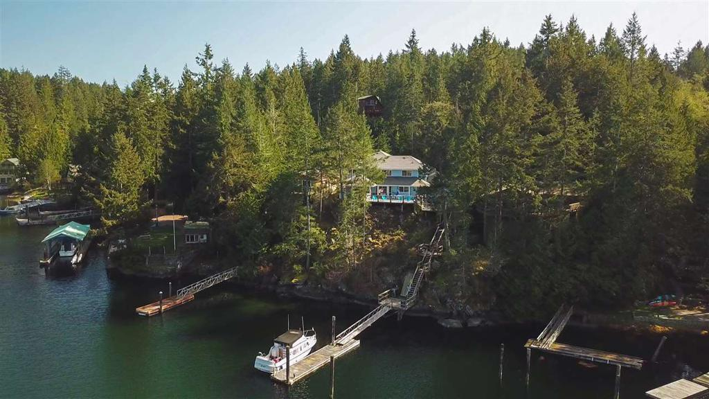 Photo of home for sale at 9858 WESCAN, Halfmoon Bay BC