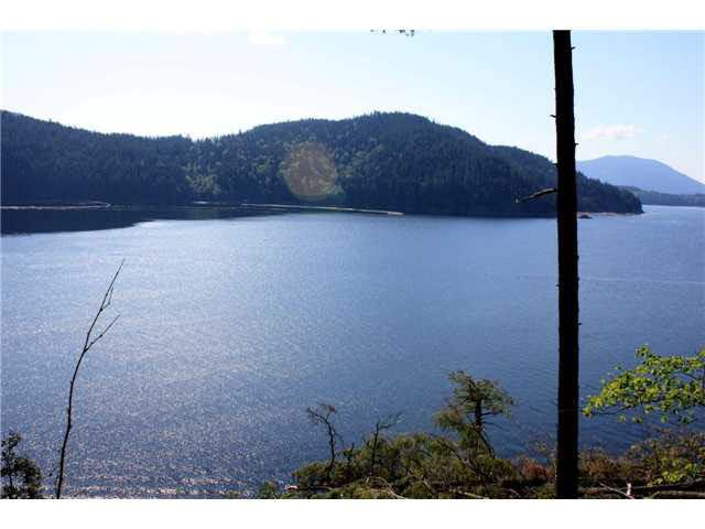 Photo of home for sale at LOT 9 WITHERBY POINT, Gibsons BC