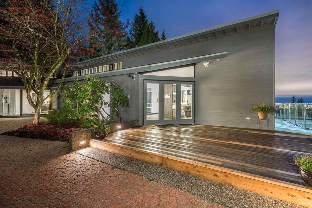 Photo of home for sale at 1384 BURNSIDE, West Vancouver BC