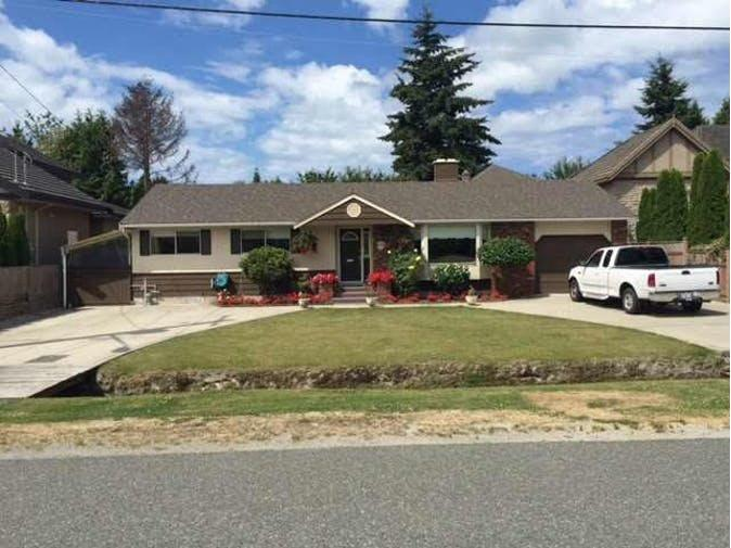 Photo of home for sale at 10071 DEAGLE, Richmond BC