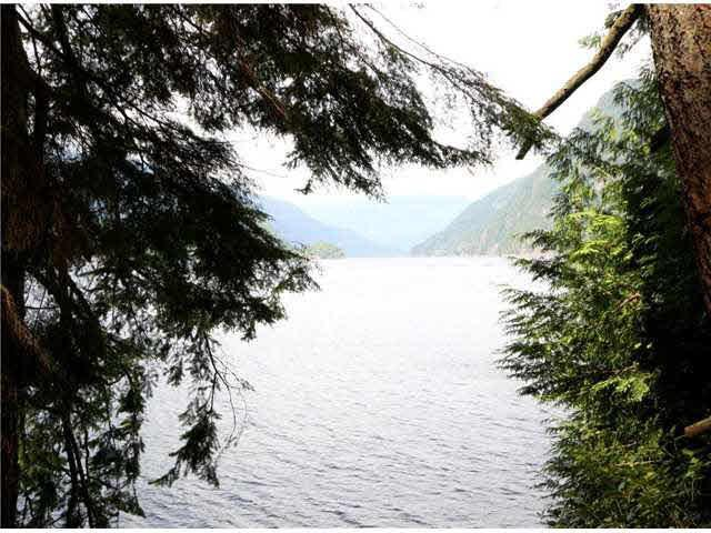 Photo of home for sale at Lot 4 WITHERBY POINT, Gibsons BC