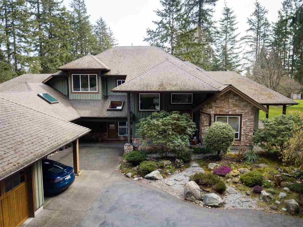 Photo of home for sale at 2432 132, Surrey BC