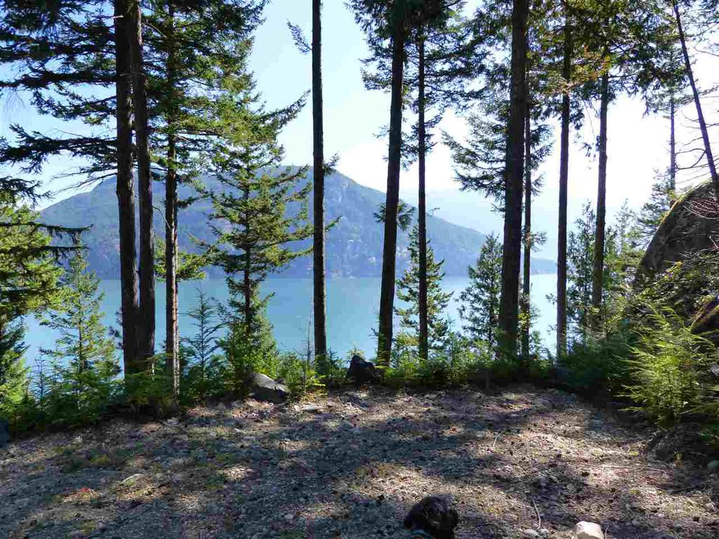 Photo of home for sale at Lot 51 DOUGLAS BAY, Gambier Island BC