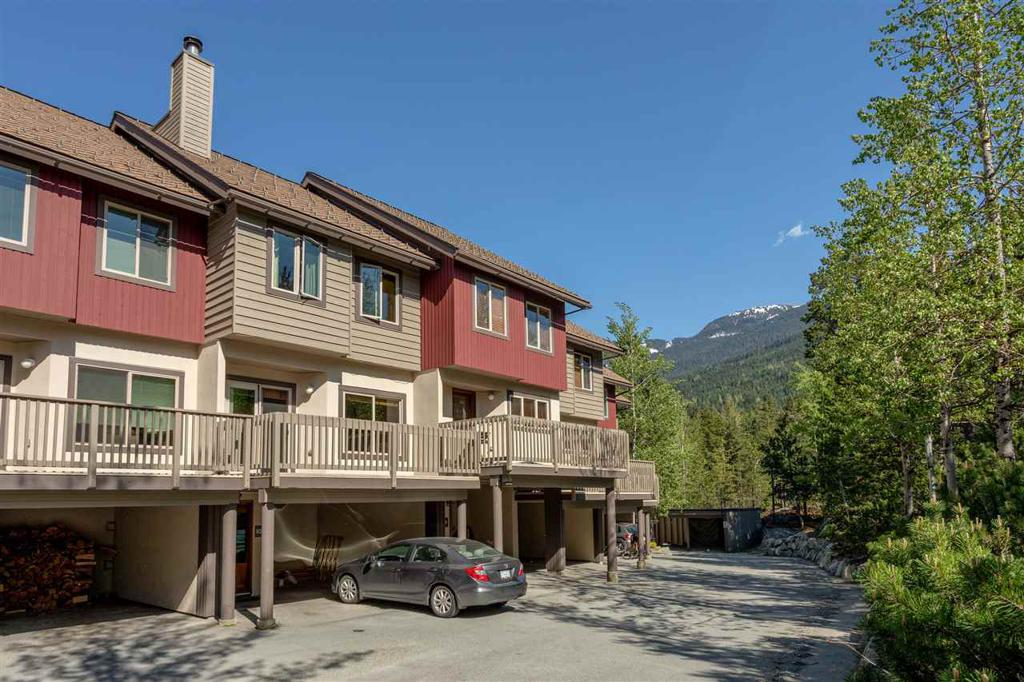 Photo of home for sale at 1200 ALTA LAKE, Whistler BC