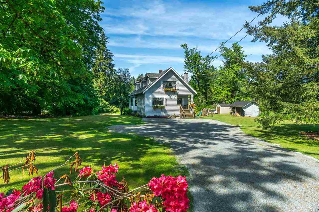 Photo of home for sale at 6417 272, Langley BC