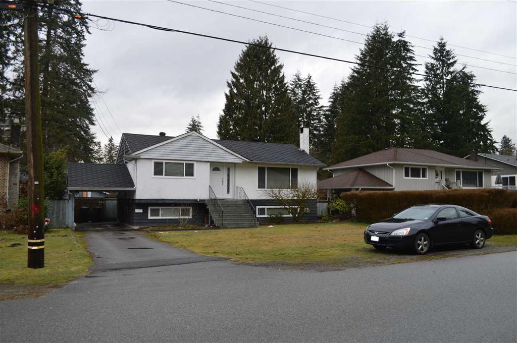 Photo of home for sale at 3443 RALEIGH, Port Coquitlam BC