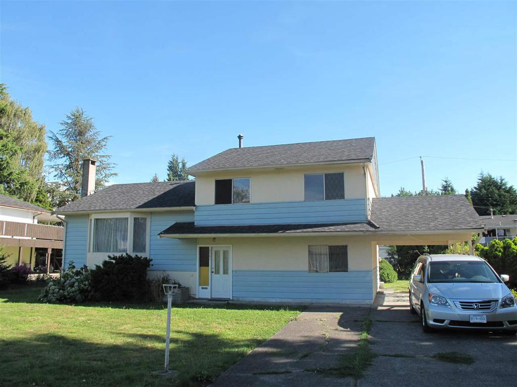 Photo of home for sale at 8260 SPIRES, Richmond BC