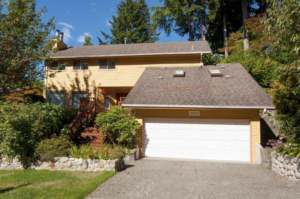 Photo of home for sale at 3515 FAIRMONT, North Vancouver BC