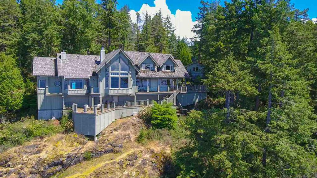 Photo of home for sale at 11149 SUNSHINE COAST, Halfmoon Bay BC