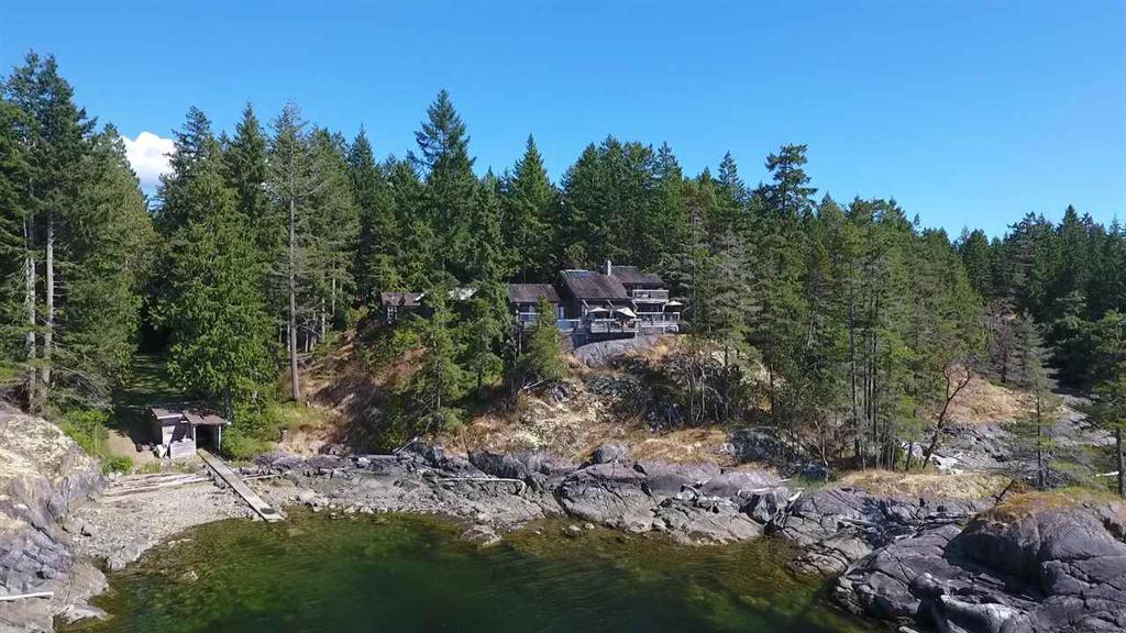 Photo of home for sale at 11565 SUNSHINE COAST, Pender Harbour BC